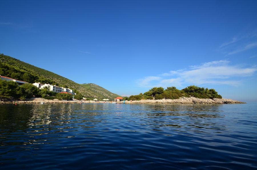 Priscapac-polotok-plaže