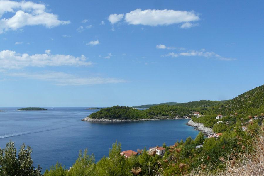 Zaglav-karbuni wyspa z korcula
