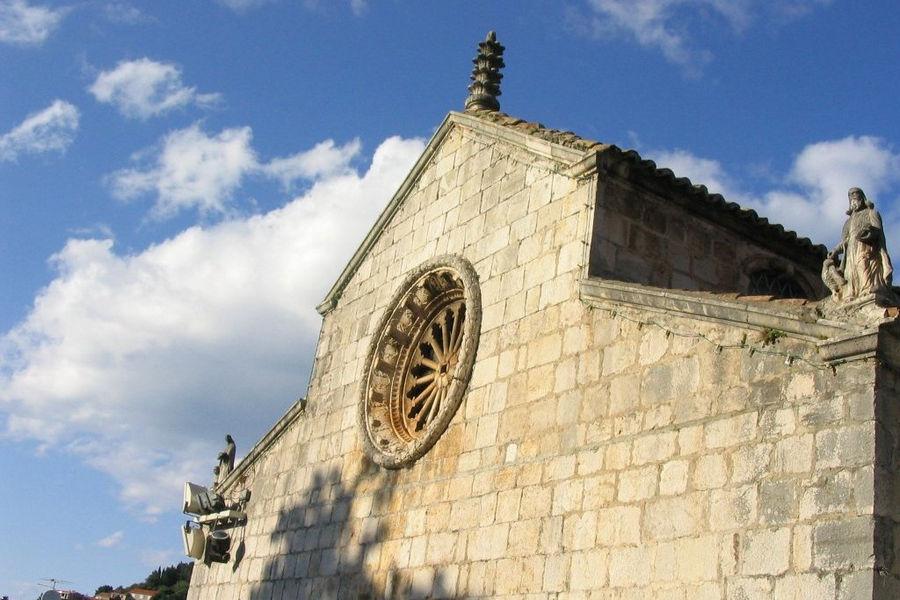 Blato-crkva-detalj