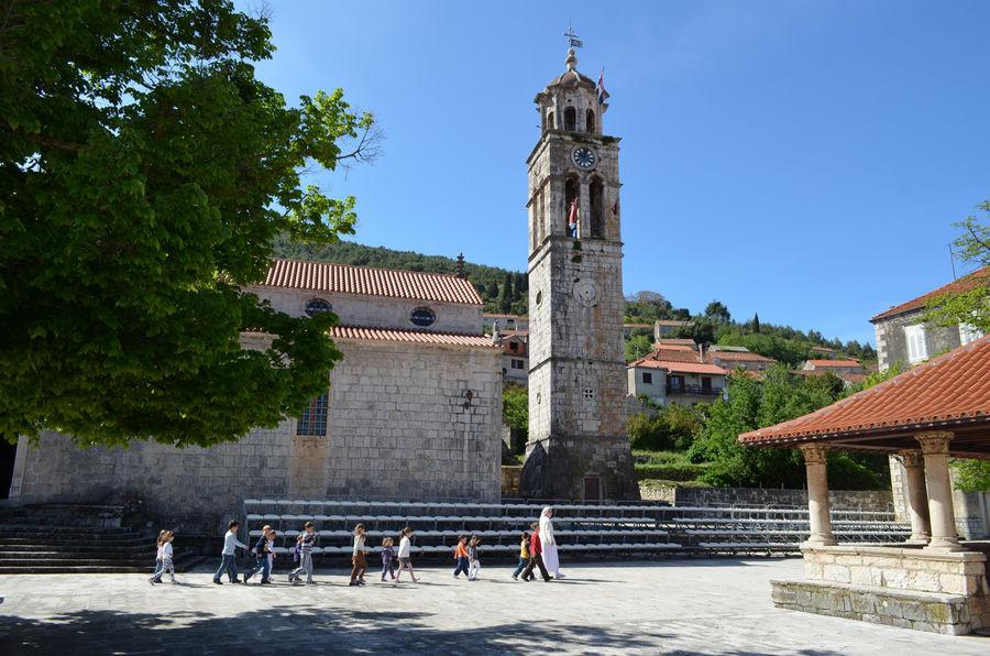 Blato-Chiesa-Torre
