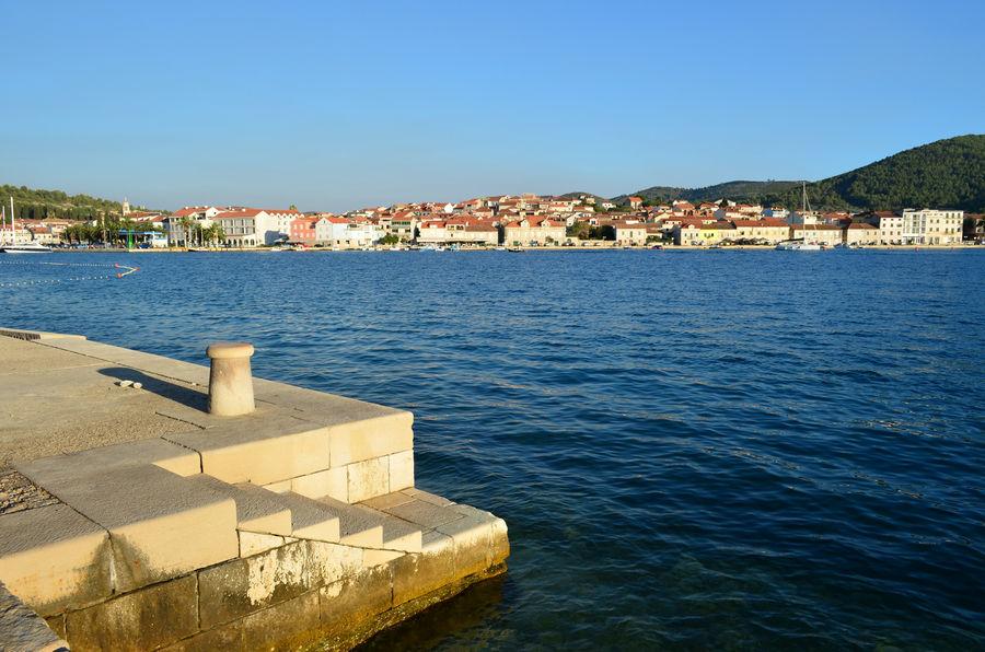 Boot-Anlegeplatz-Korčula