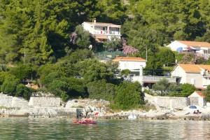 Korcula Prizba Ferienwohnungen Niksa Haus