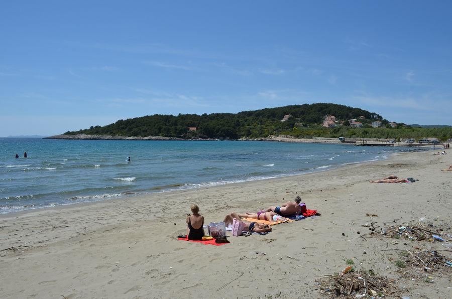Sandy-plaže-przina-lumbarda-Korčula
