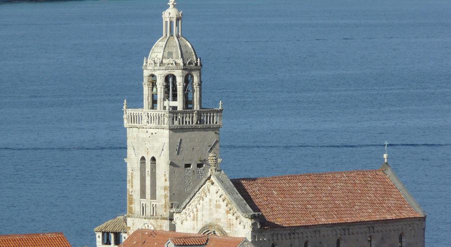 Kirche in korcula