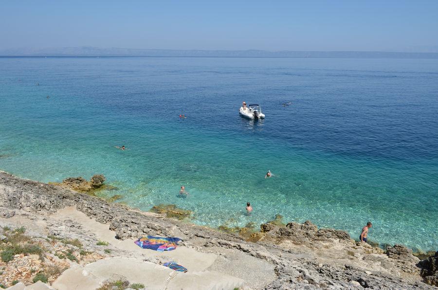 Korcula-Ferienwohnungen-Prigradica-Vlajna-beach-04
