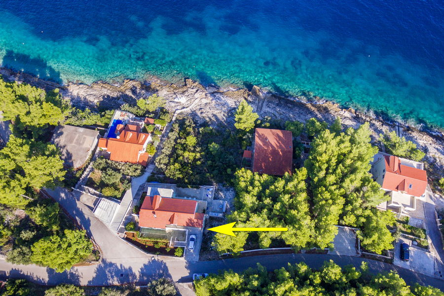 Holiday-Home-Korčula-Prigradica-Marija-hiša-od-zrak-arrow-10