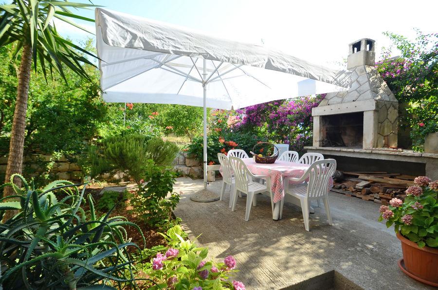 Korcula Prizba Ferienwohnungen Kresimir Haus-08