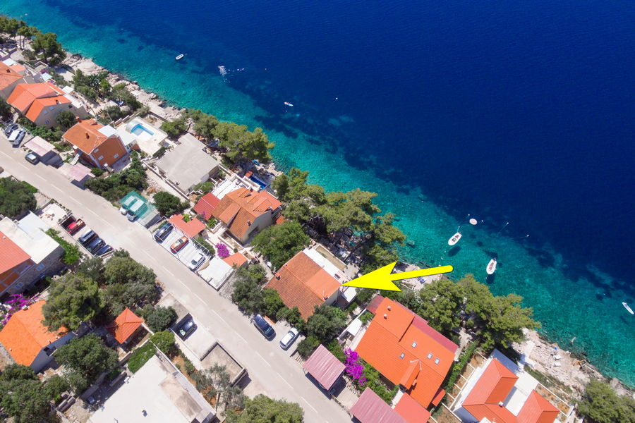korcula-prizba-apartments-lomea-from-air-15-mark