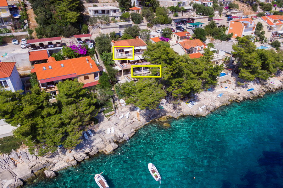 korcula-prizba-apartments-lomea-from-air-30-mark