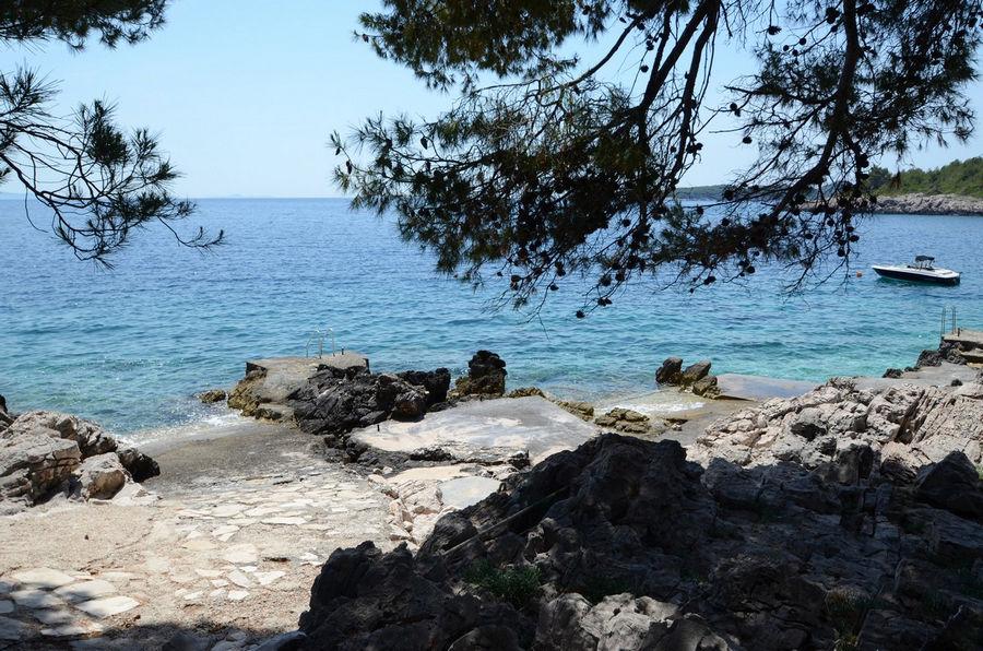 Korcula-villa-lorena plaży-01