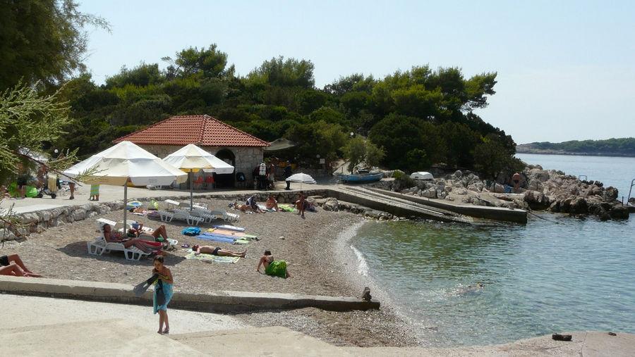 Korcula-villa-lorena plaży-05