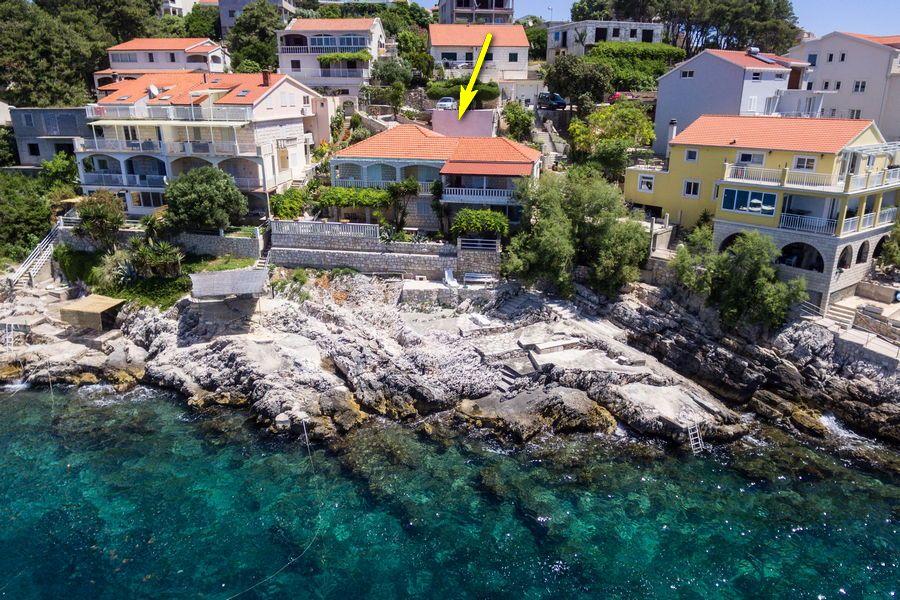 Korcula-Zavalatica-Apartments-Ranko-House-Drone-05-2018-Bild-09