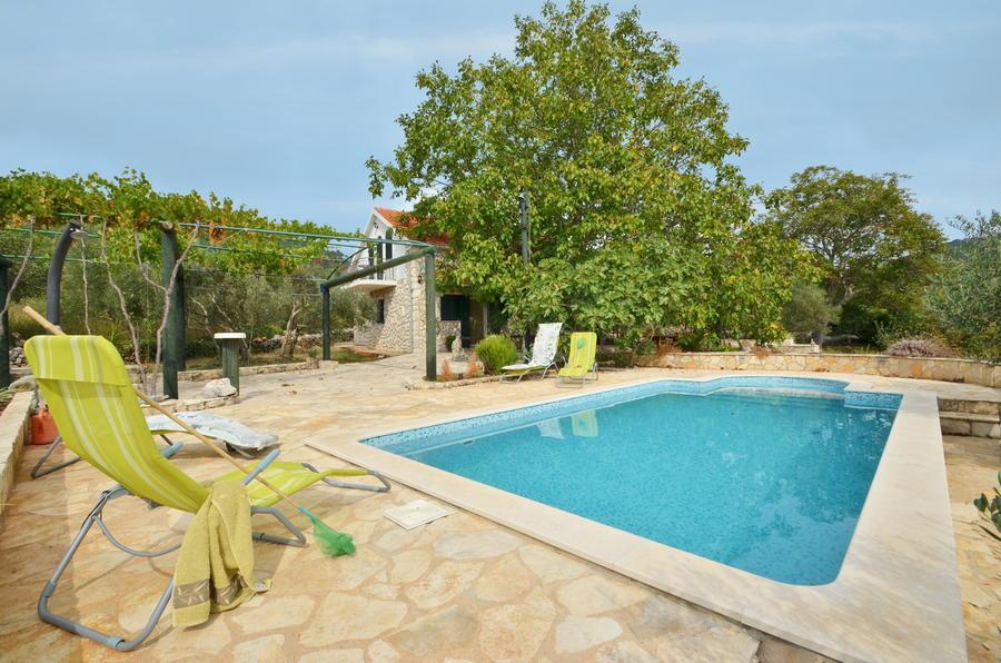Villa korcula-prizba-pool-katja-house-12