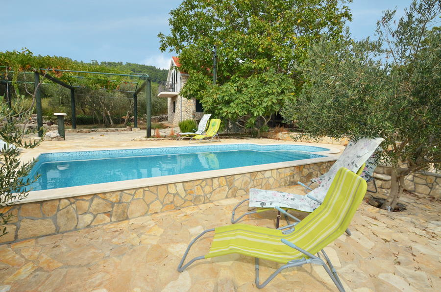 Villa korcula-prizba-pool-katja-house-13