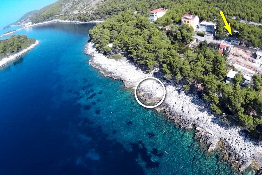 Korcula-Holiday-House-Prizba-Jerko-Beach-06