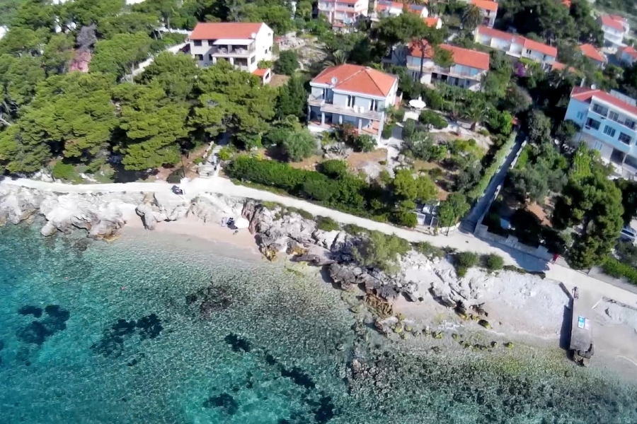 Peljesac-Orebic-Villa-Mery-House-from-Air-11