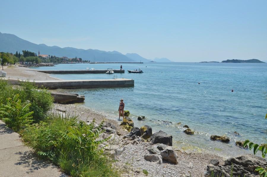 Peljesac-Villa-mery-Orebic-beach-03