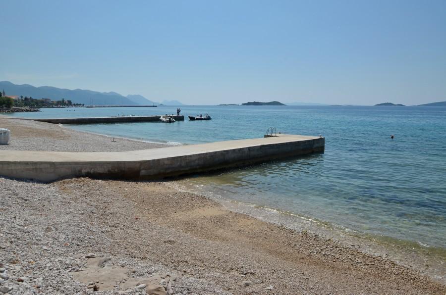 Peljesac-Villa-mery-Orebic-beach-04
