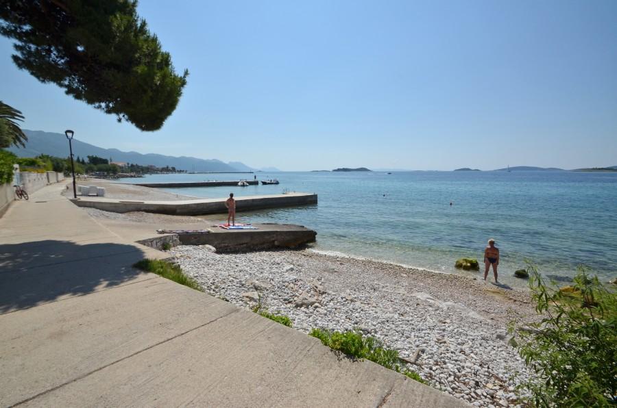 Peljesac-Villa-Mery-Orebic-Beach-11
