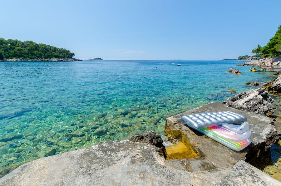 Korcula Ferienwohnungen Prizba Shu-Strand-04