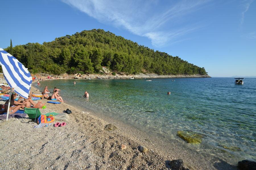 plaža pupnatska luka Korčula