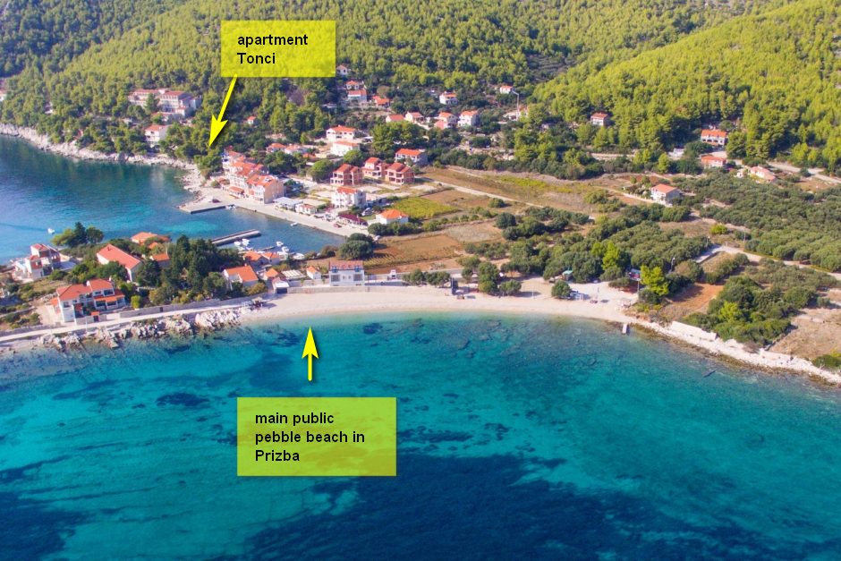 Korcula-Prizba-Apartment-Tonci-Public-Pebble-Beach-01-tipke sa-02