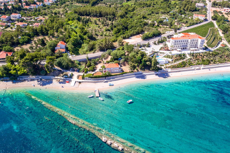 peljesac-orebic-appartements-vuletic-house-from-air-21