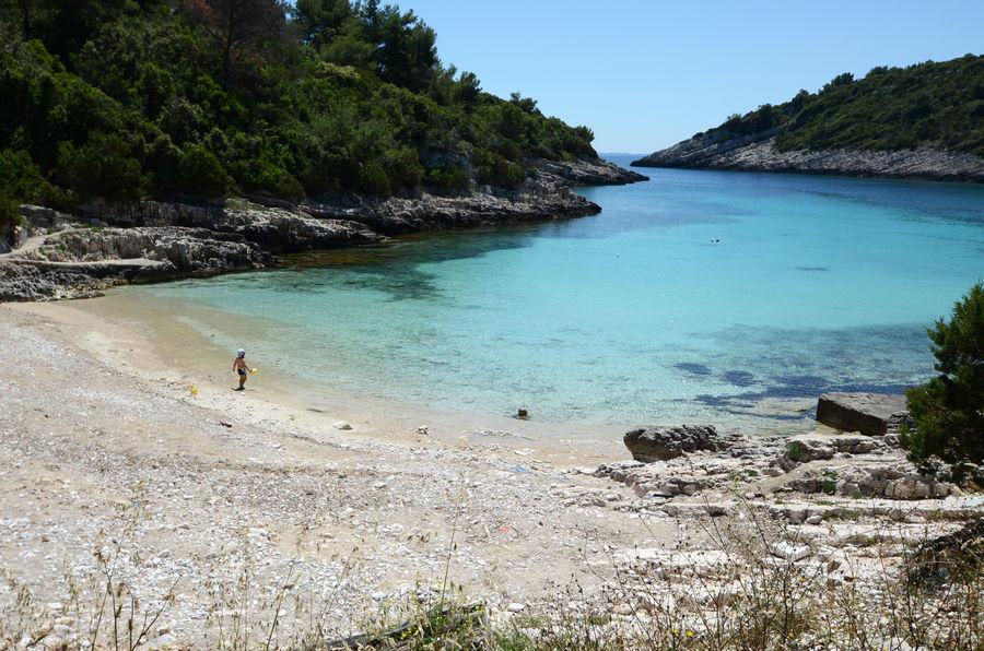 Korčula-Apartmani-Zavalatica-Jasenka-plaža-01