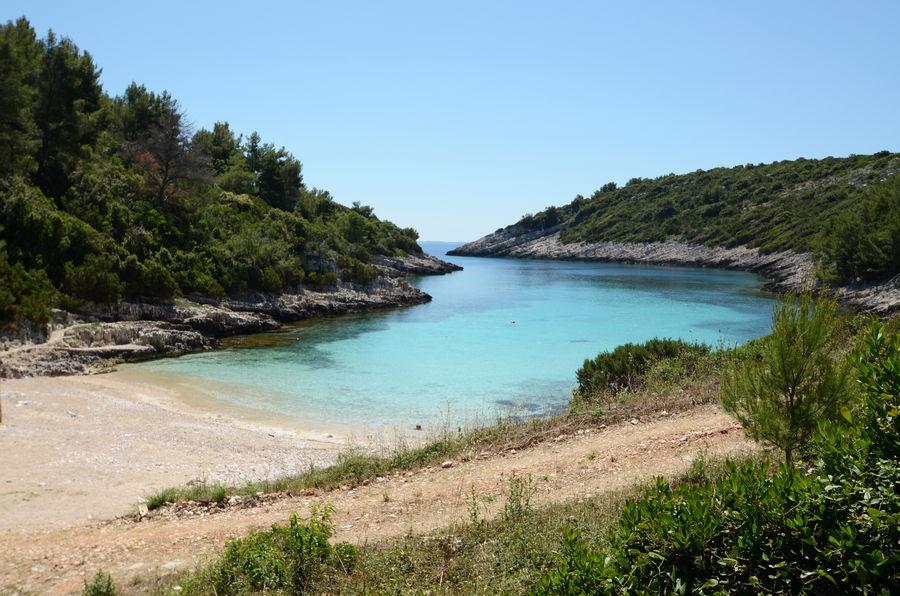 Korčula-Apartmani-Zavalatica-Jasenka-plaža-03
