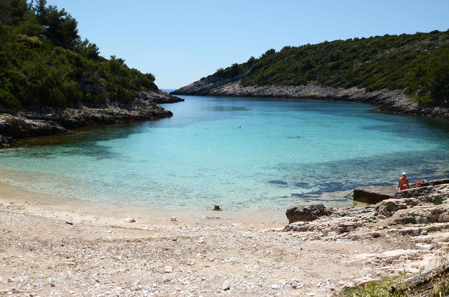 Korčula-Apartmani-Zavalatica-Jasenka-plaža-05