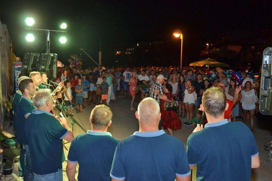 Klapa petje na Korčuli