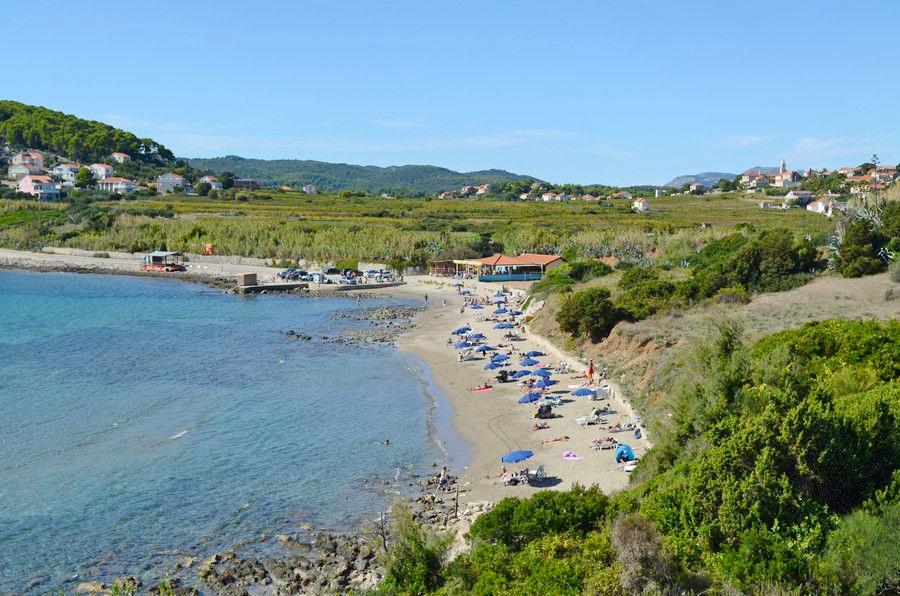 Lumbarda-Beach-Korčula-Insel-01