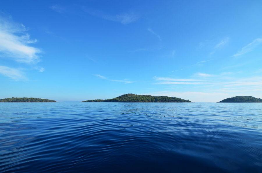 Isole A Prizba Sull'isola di Korcula